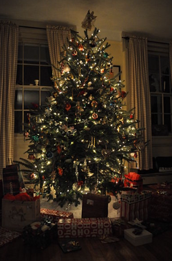 Decorated Tree 3