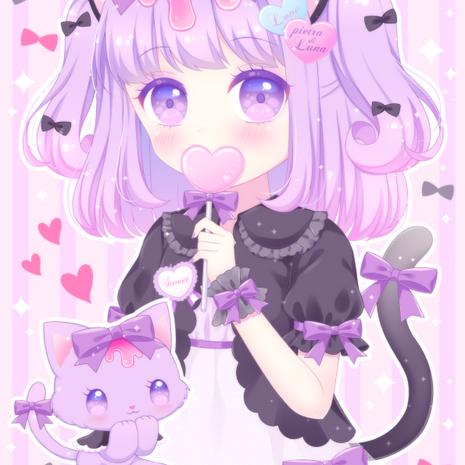 Melty Cat
