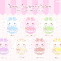 Usagi Macaron Collection