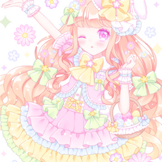 Pastel*Colorful*Easter