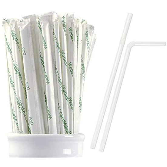 Biodegradable D2w Straws