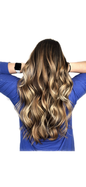professional hair styling for women