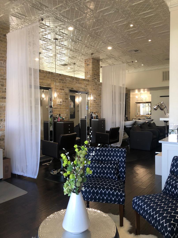 luxe boutique salon