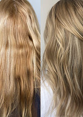 hair color correcton austin