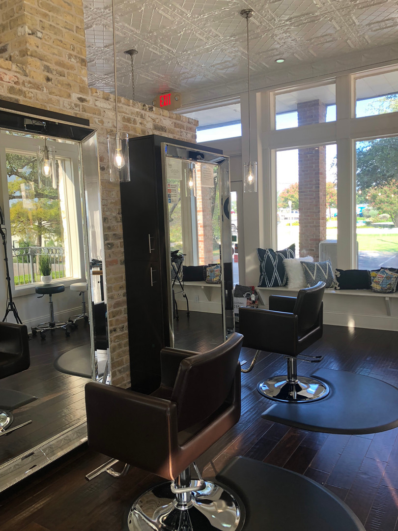 hair salon austin