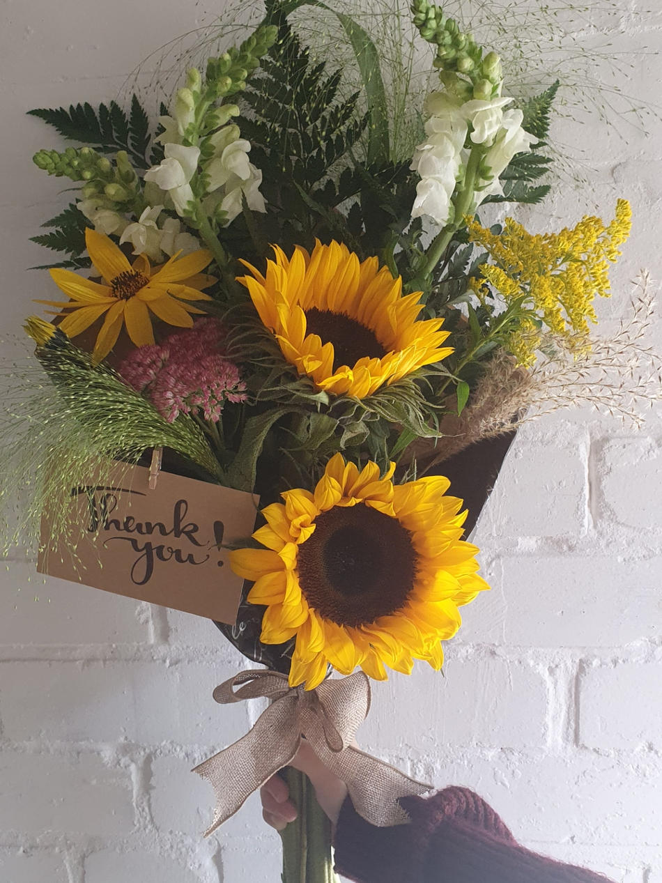 Hand-Tied Florist Choice of Flowers