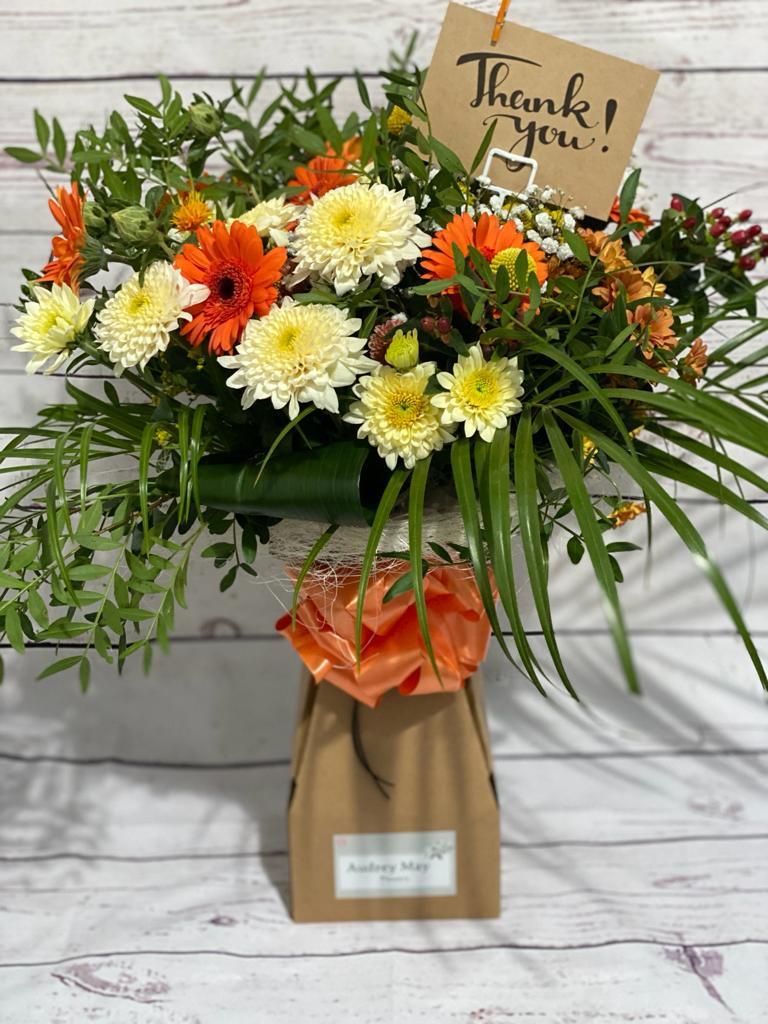 Aquabox Florist Choice of Flowers