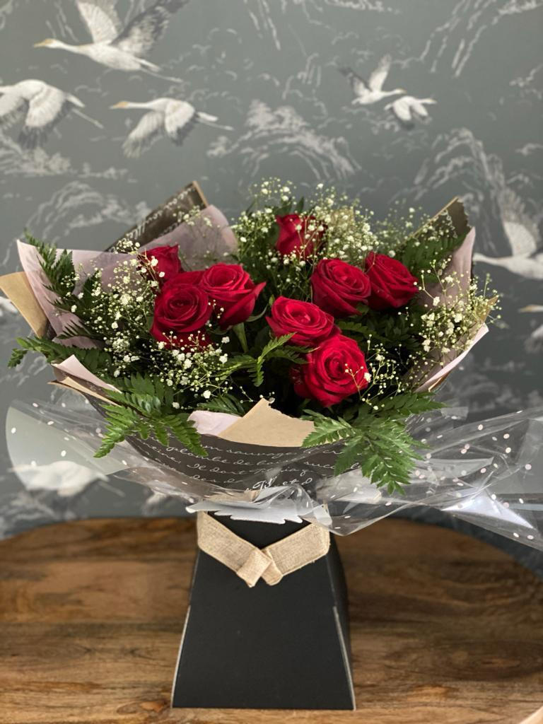 Say it with Roses - Aquabox