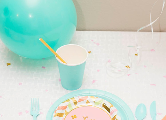 Playful Pastel Party Smart Pack for 16 Guests