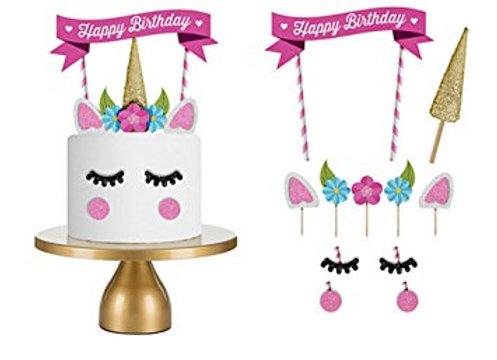 Rainbow Unicorn Birthday Smart Party Kit