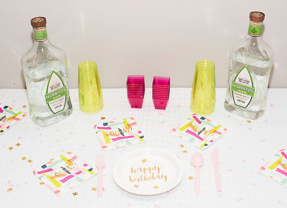 Its My Birthday Mini Smart Party Pack for 8 guests
