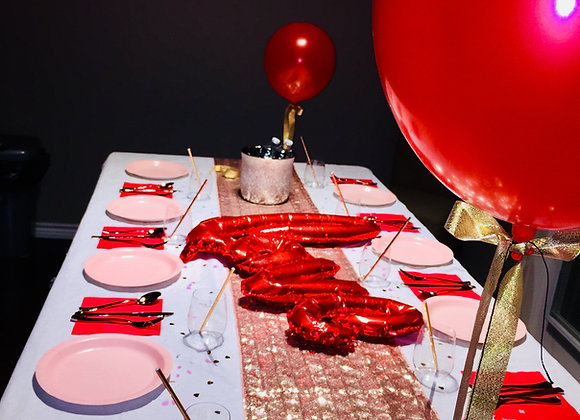 LOVE IT Valentines SmartParty Pack -20 guests