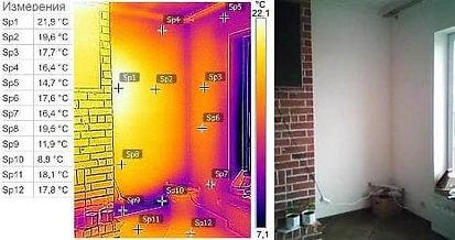 Обследование тепловизором, независимая экспертиза