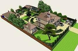 Экспертиза расположения строений на участке домовладения