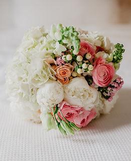 Charleston Weddings Marisa Romagnuolo Bouquet Flowers
