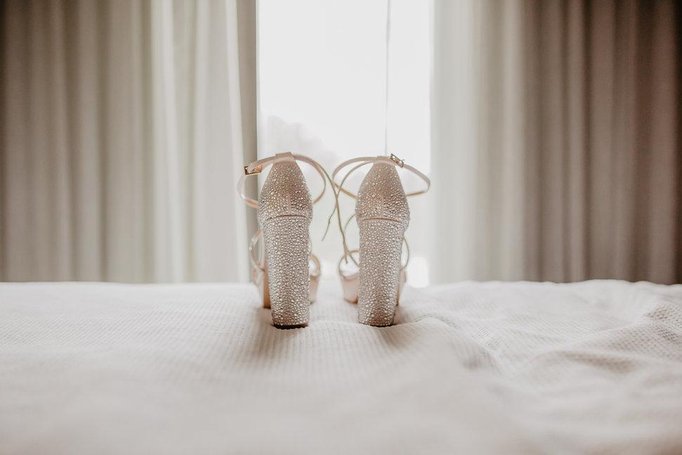 Charleston Weddings Marisa Romagnuolo Shoes
