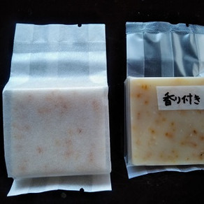 CALENハンドメイドソープvol.2 レシピ決定→試作品製造→本製造