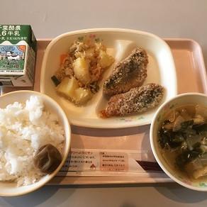 南房総市米飯給食