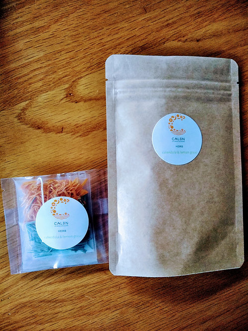 カレンデュラ&レモングラスティー5袋パック(送料込)