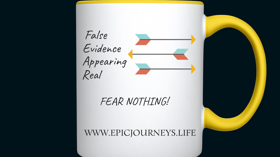 F.E.A.R Nothing Mug
