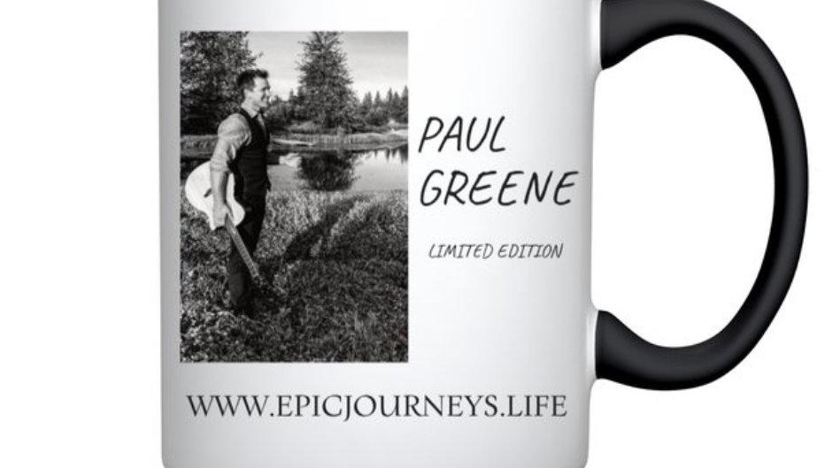 Paul Greene- Guitar Mug