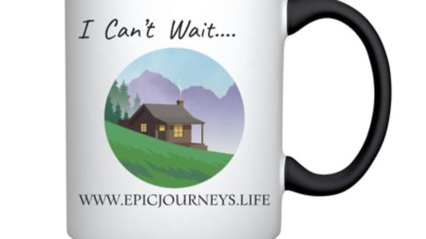 I Can't Wait! Mug
