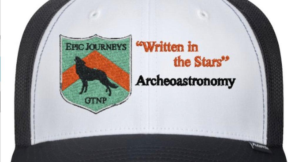 White/Black Trucker Hat