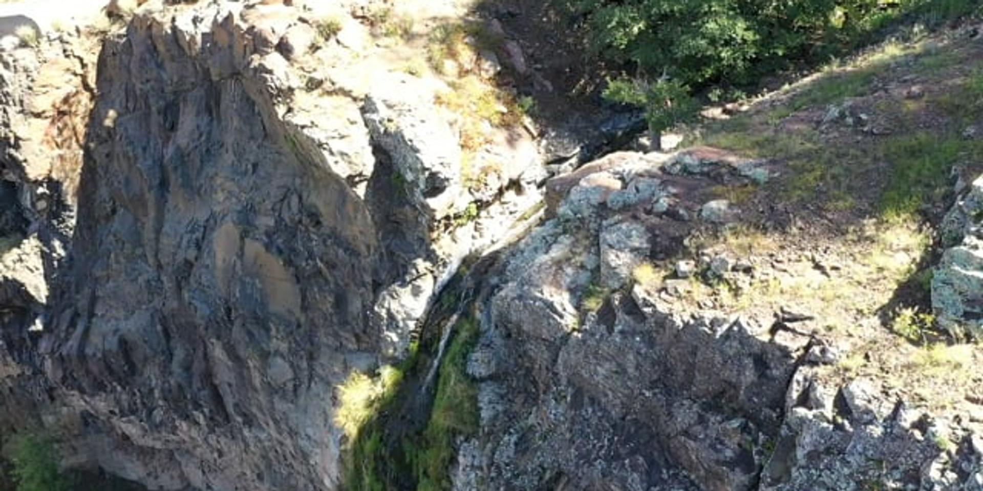 Workman Creek Pano View