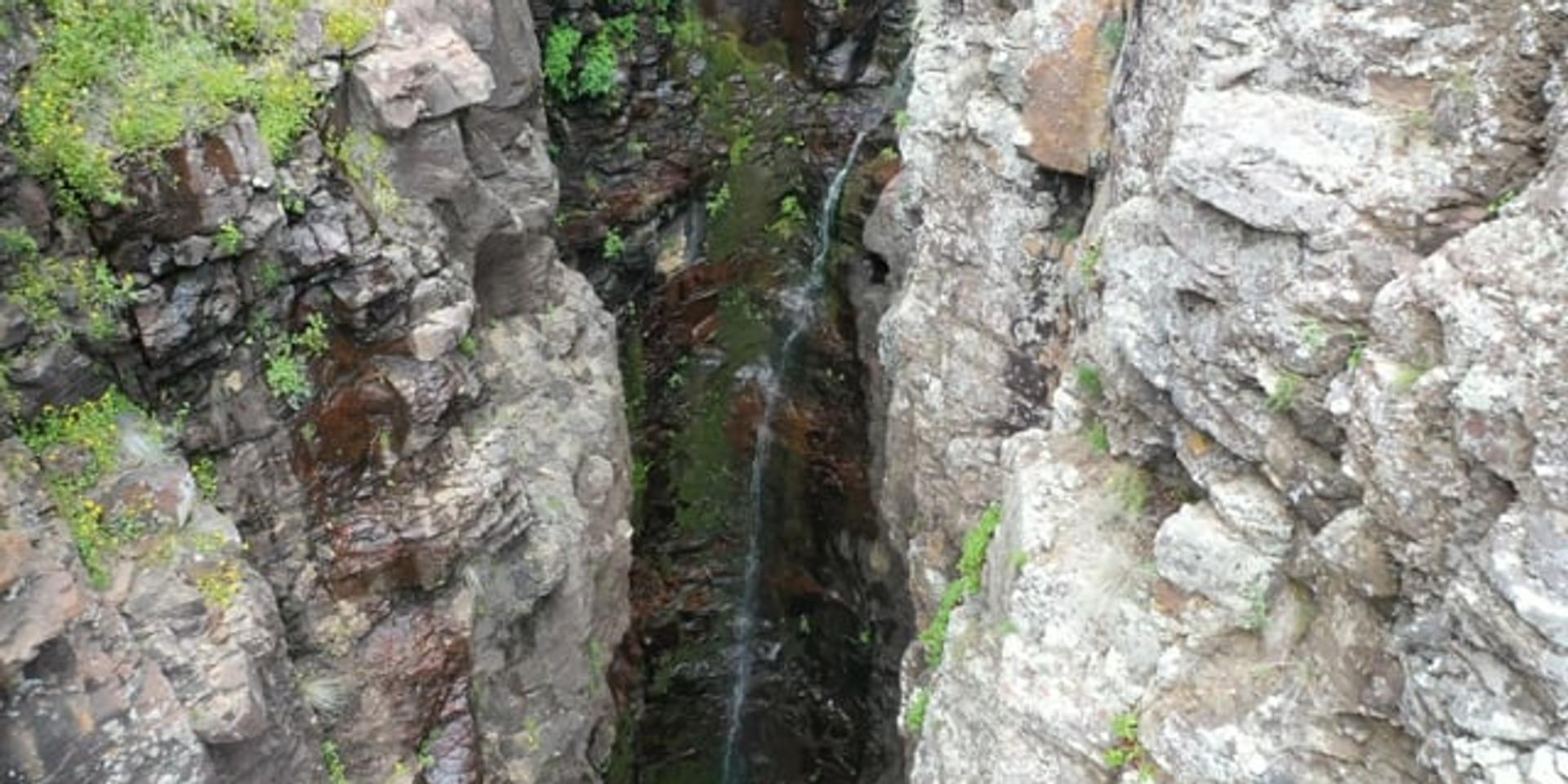 Richardson Creek Falls