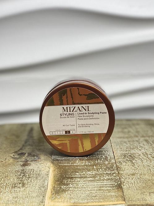 Mizani Lived-In Sculpting Paste