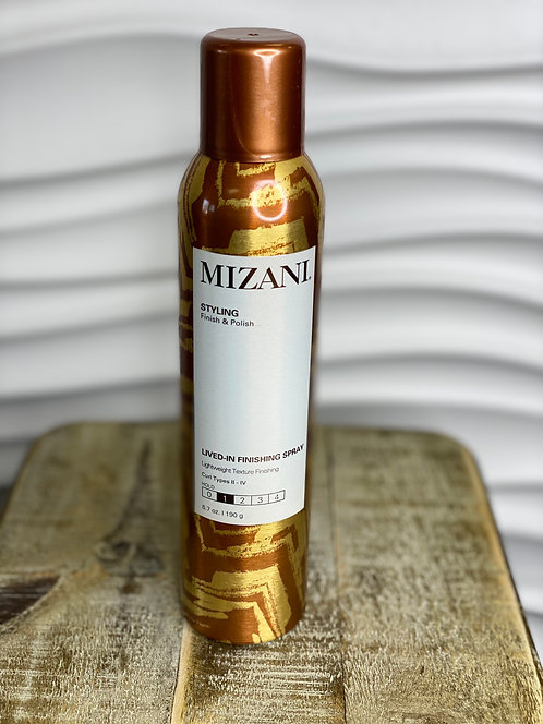 Mizani Lived-In Finishing Spray