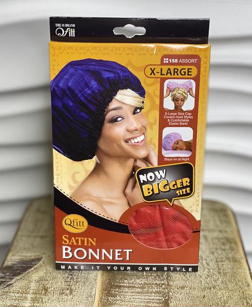 X-Large Satin Bonnet