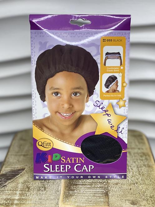 Kids Satin Sleep Cap
