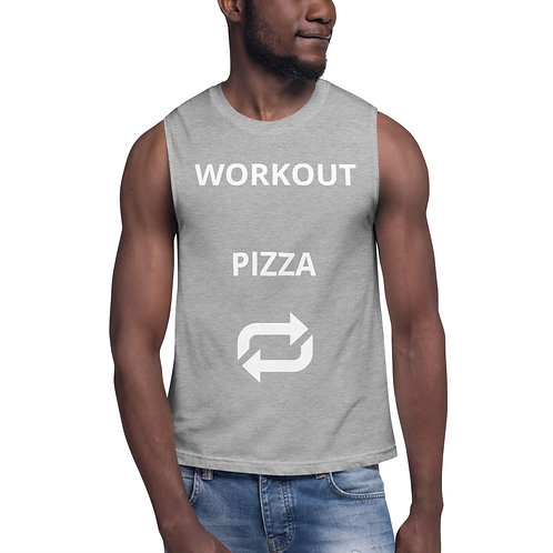 Workout Pizza Repeat
