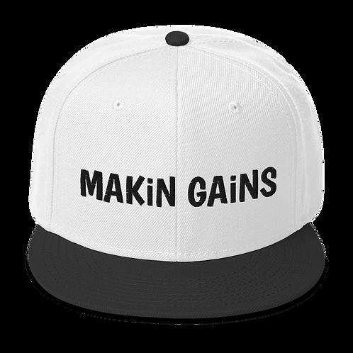 MAKiN GAiNS Hat