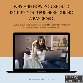 Why and How you should digitise your business during the pandemic!