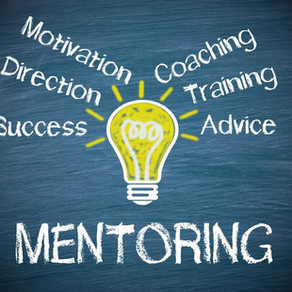 BEHIND EVERY GREAT ENTREPRENEUR IS A GREAT MENTOR