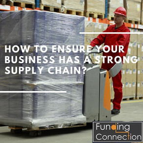 How To Ensure Your Business Has A Strong Supply Chain?