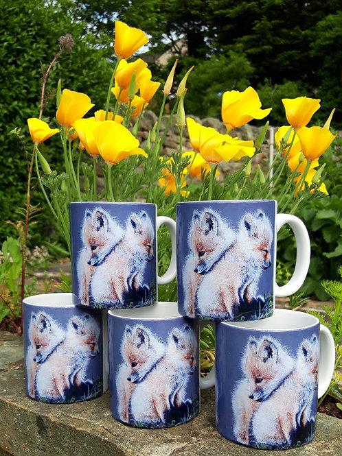 Baby Fox's mugs