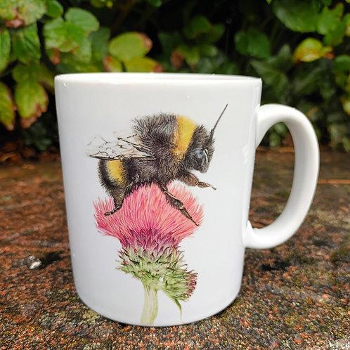 Mrs Bee mug