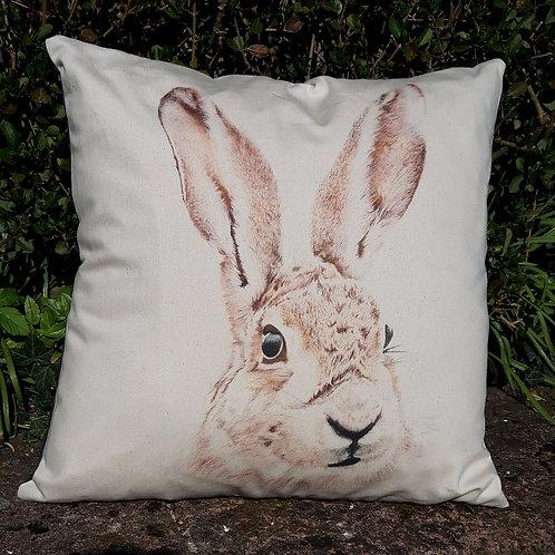 Hartley the Hare Cushion