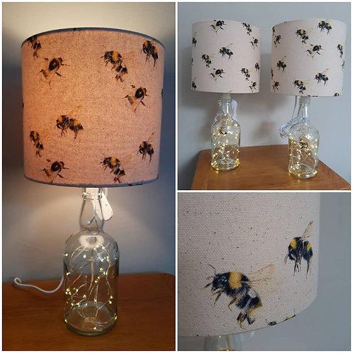 Busy Bee's Bespoke Lamp
