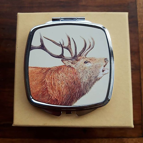Stag compact mirror