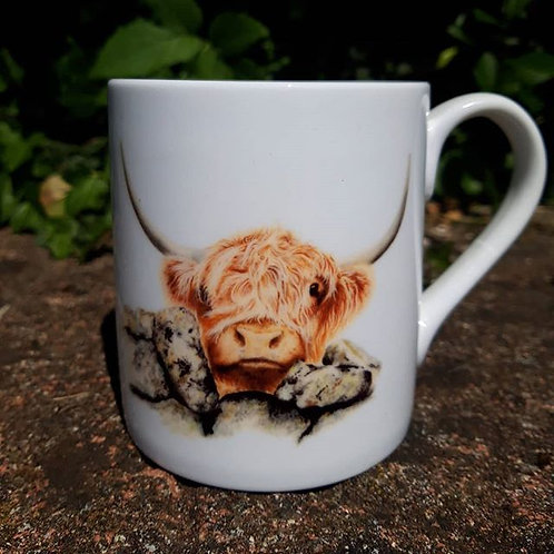 Wilbur Fine Bone China Mug