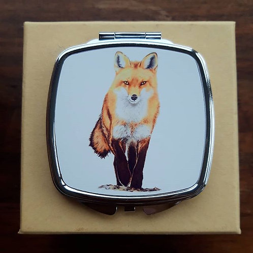 Foxy Compact mirror