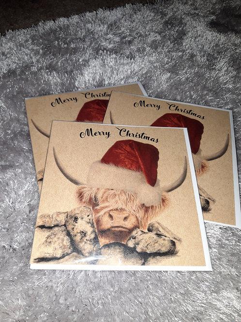 Wilbur Christmas card