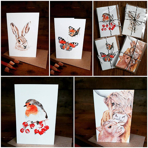 Gift tags/Wee cute cards