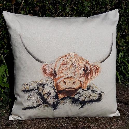 Wilbur the Coo Cushion