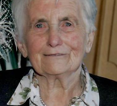 Mary Glass (Née Molloy)
