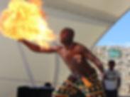 African Diaspora Day event in Milton Key